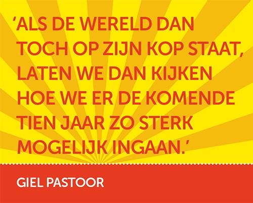 interview met Giel Pastoor