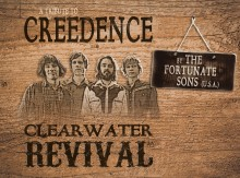 Nationaal Theaterweekend Parktheater Eindhoven Creedence Clearwater Revival The Fortunate Sons