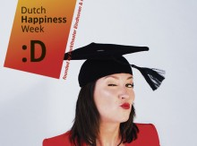 Renate Reijnders Dutch Happiness Week Eindhoven