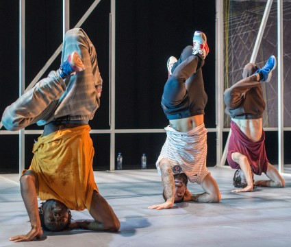 B-Boy - Theater Maas en Dans