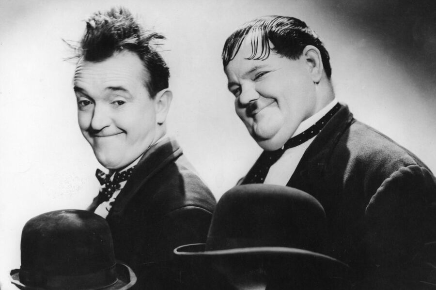 Slapstick Saturday: Laurel and/or Hardy